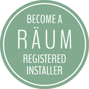Become a Registered RAUM Installer